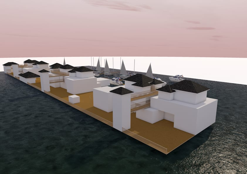 3D fisherman dock (2)