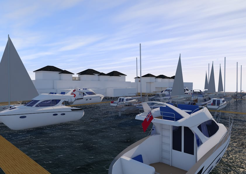 3D fisherman dock (5)