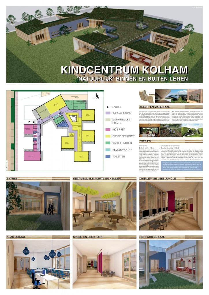 Kindcentrum Kolham 2