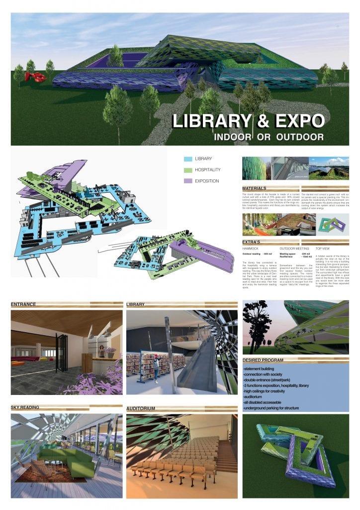 The Urban Livingroom (library) 2