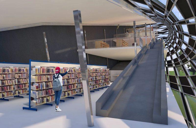07 The Urban Livingroom 04 Library