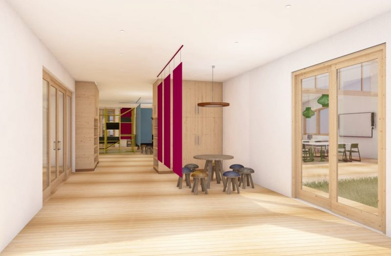 10 Kindcentrum Kolham Rendering 04 Speel _ Leerplein