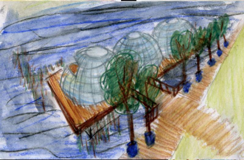 Atmosfera schets 3