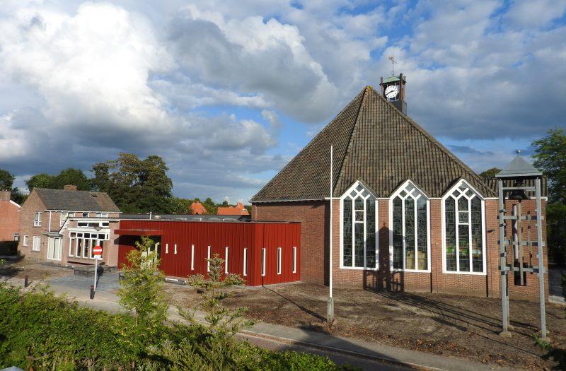 Paulus kerk nieuw