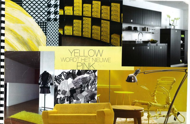 Concept Yellow is the new Pink