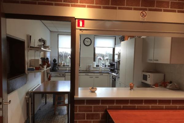 Oude situatie - Keuken